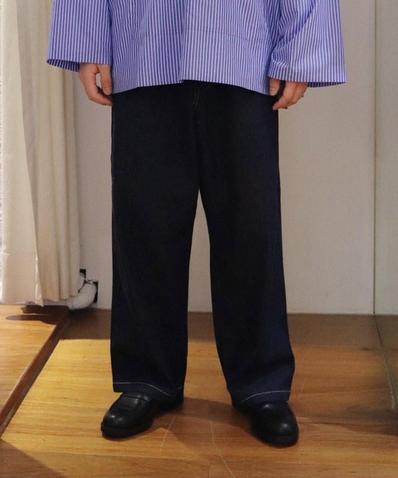MXP1602 Selvage Denim Mexican Pants 墨西哥長褲
