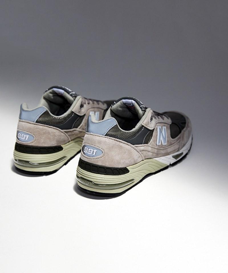 NB1928 New Balance M991 復古鞋