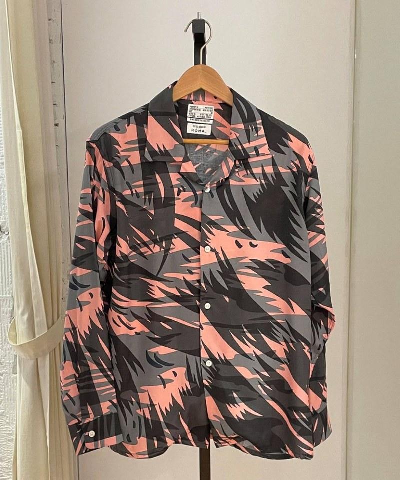 OPEN COLLAR SHIRTS 開領寬鬆襯衫 (附近)