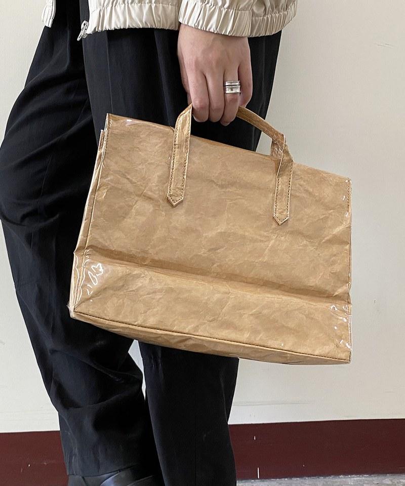 NXS3021 復古手提袋 The Nexusvii. Times PVC BAG