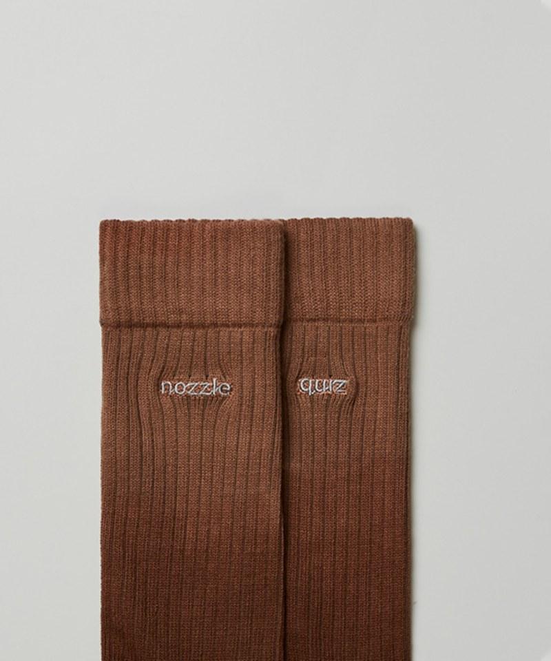 NZQ2909 Layers lite Dip Dye 休閒長筒襪