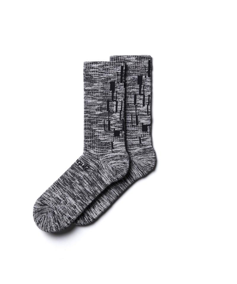 NZQ2917 ionism x nozzle quiz Socks 聯名中高筒休閒襪