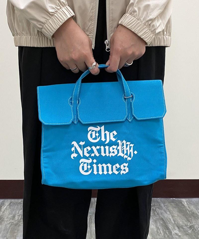 NXS3019 復古手提袋 The Nexusvii. Times BAG