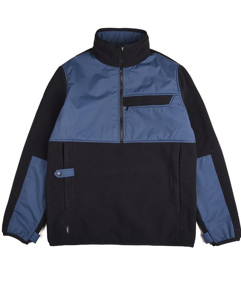 OQQ1113 up down fleece jacket