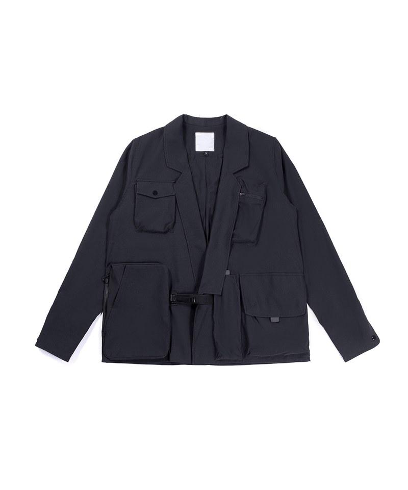 adhere samue suit 作務衣口袋外套