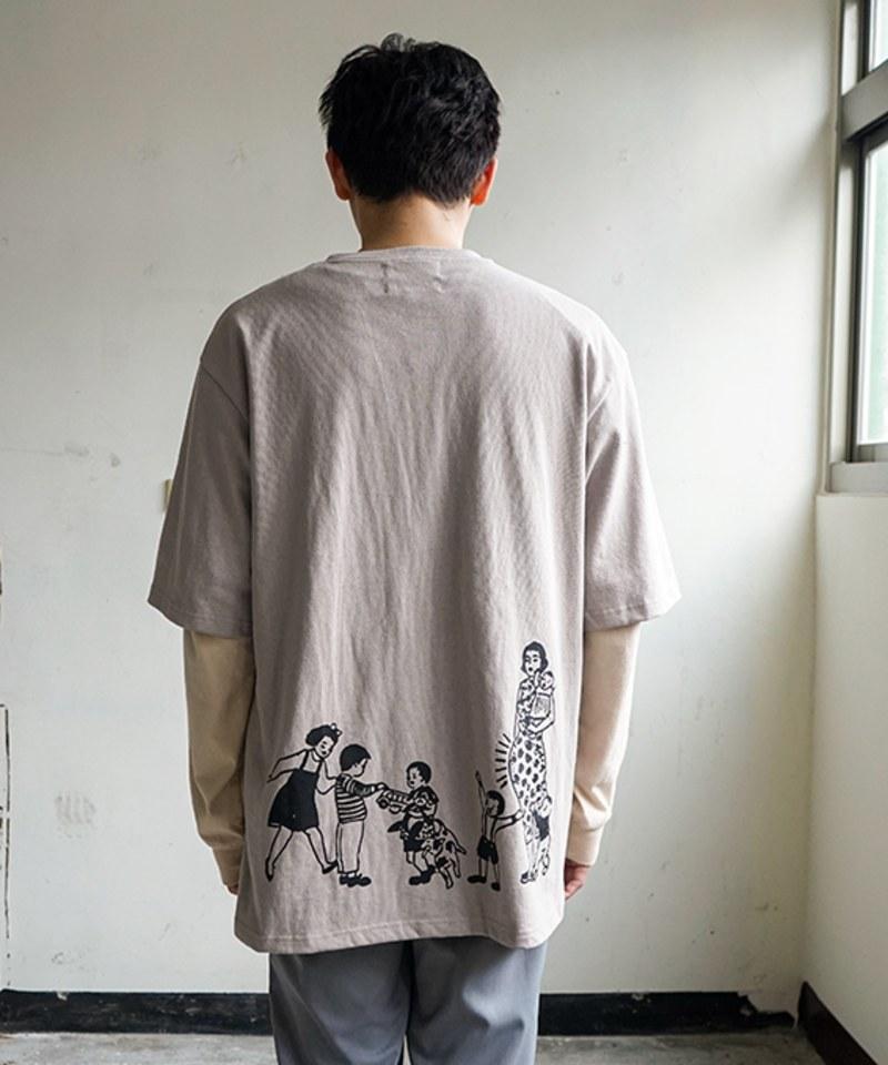 PLT9925 HEADACHE LOGO TEE 純棉圖案短TEE