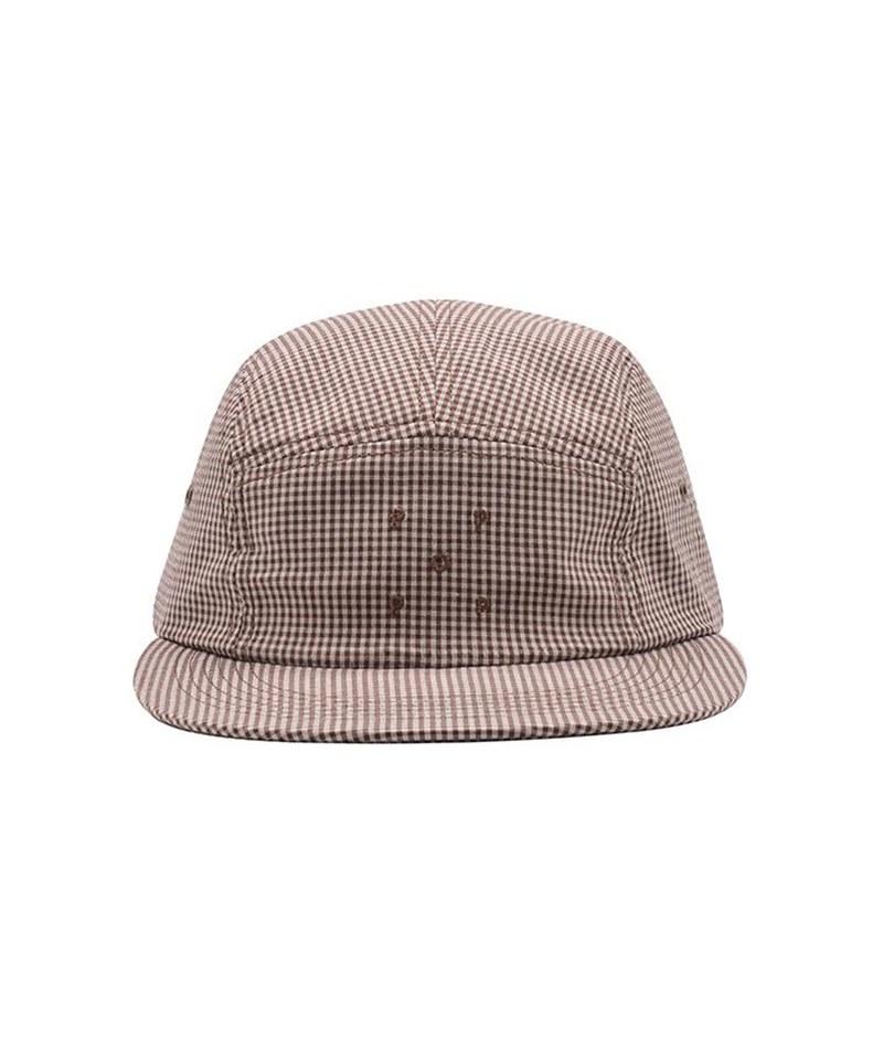 美國製棒球帽 logo 5 panel hat