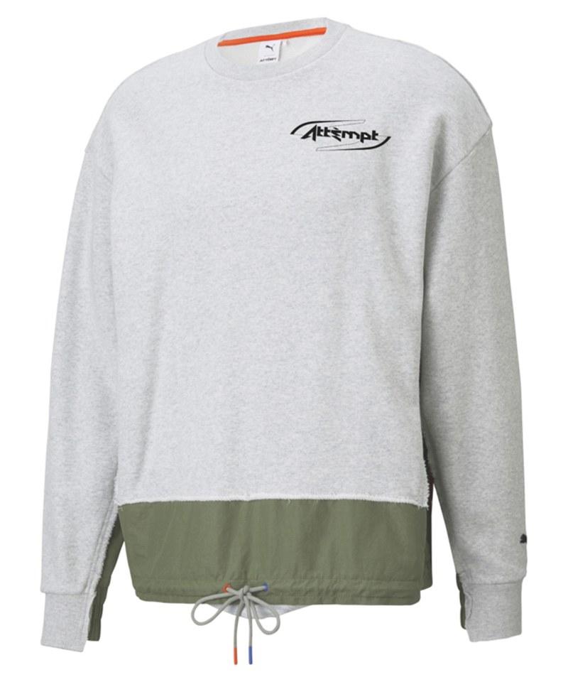 PUMA0004 Attempt系列圓領衫(M)