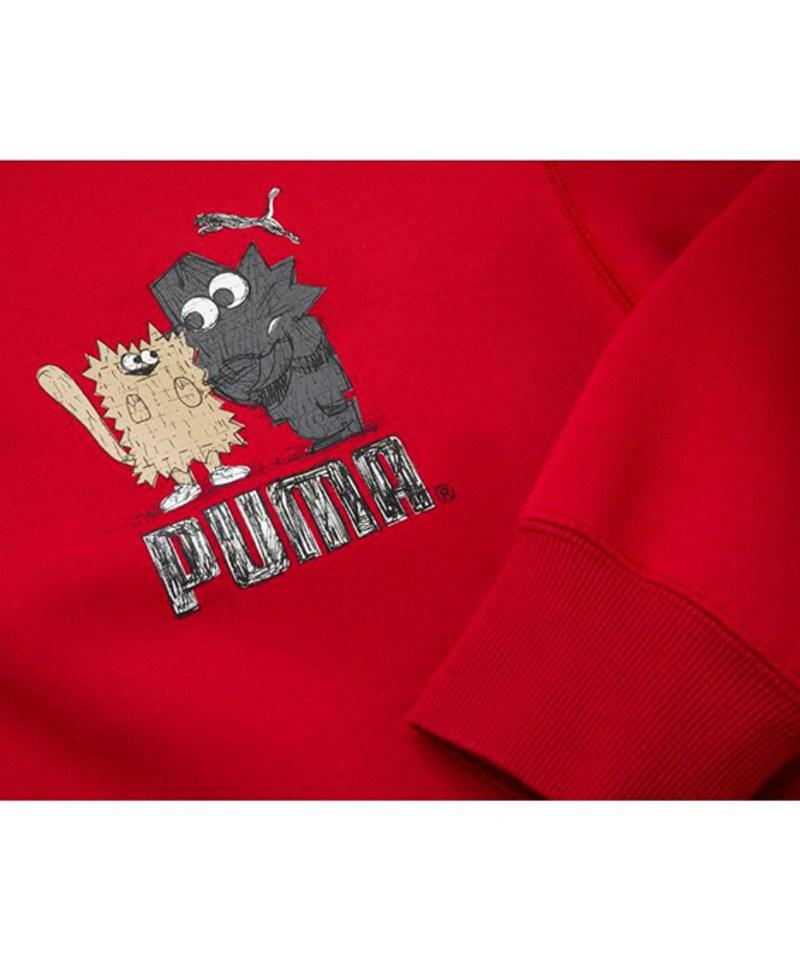 PUMA0007 Michael Lau系列圓領衫(M)