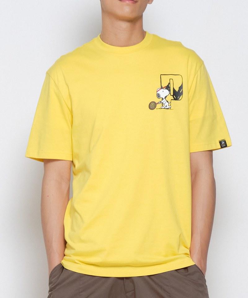 Peanuts系列短袖T恤(M)