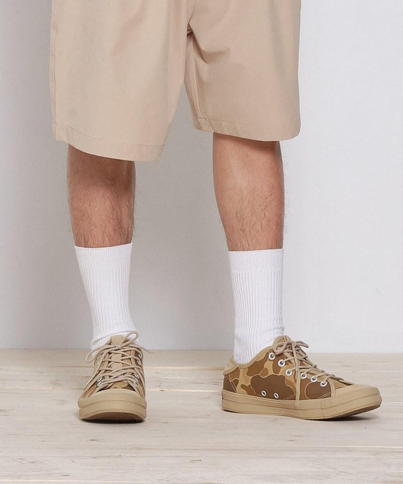 RFW1932 SANDWICH-LO CAMO 迷彩帆布休閒鞋