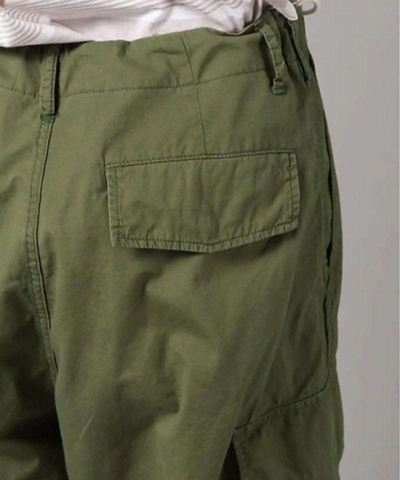 RLMM1602 寬版復刻軍褲