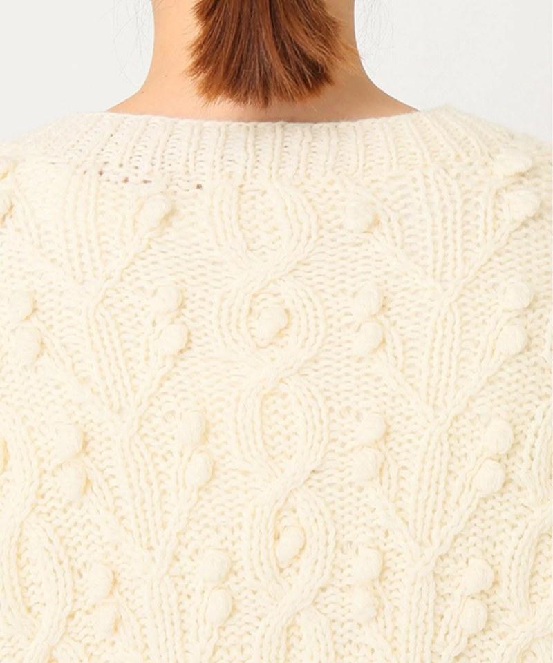 RLMW0006 爆米花羊毛罩衫