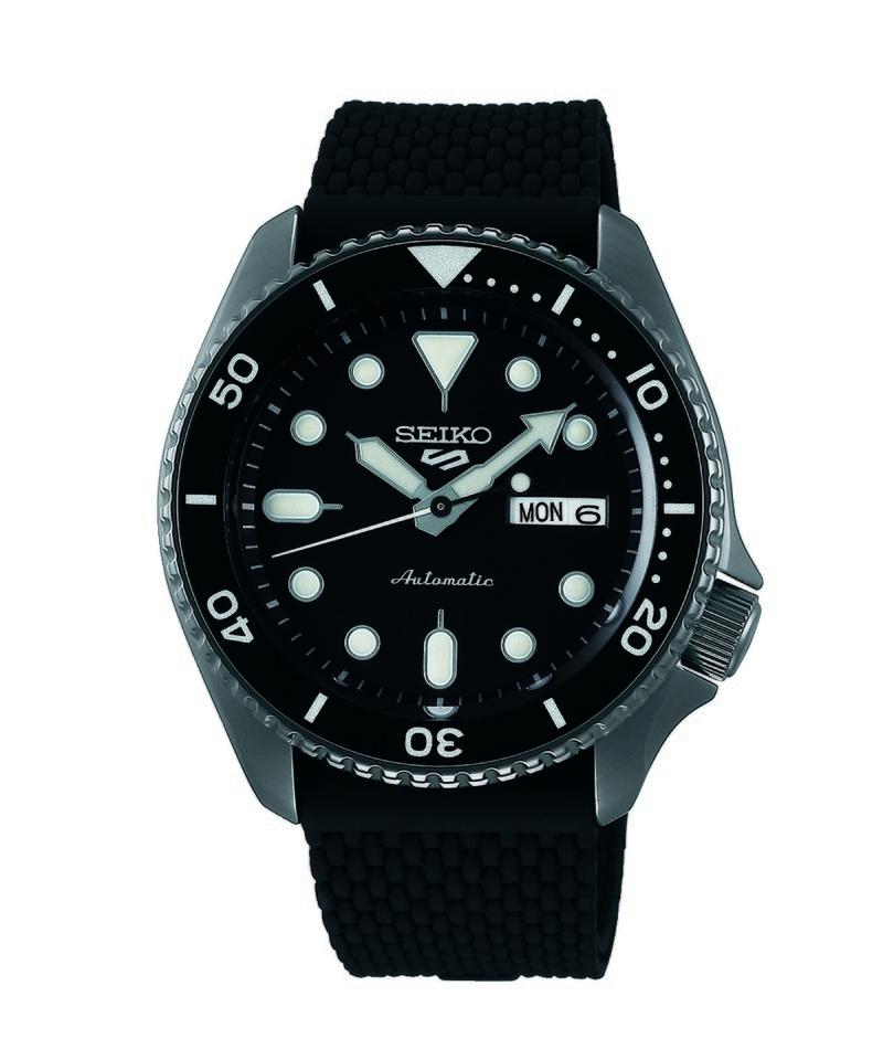 SEK9923 SRPD65K2 SEIKO 5 Suit 時尚穿搭機械錶