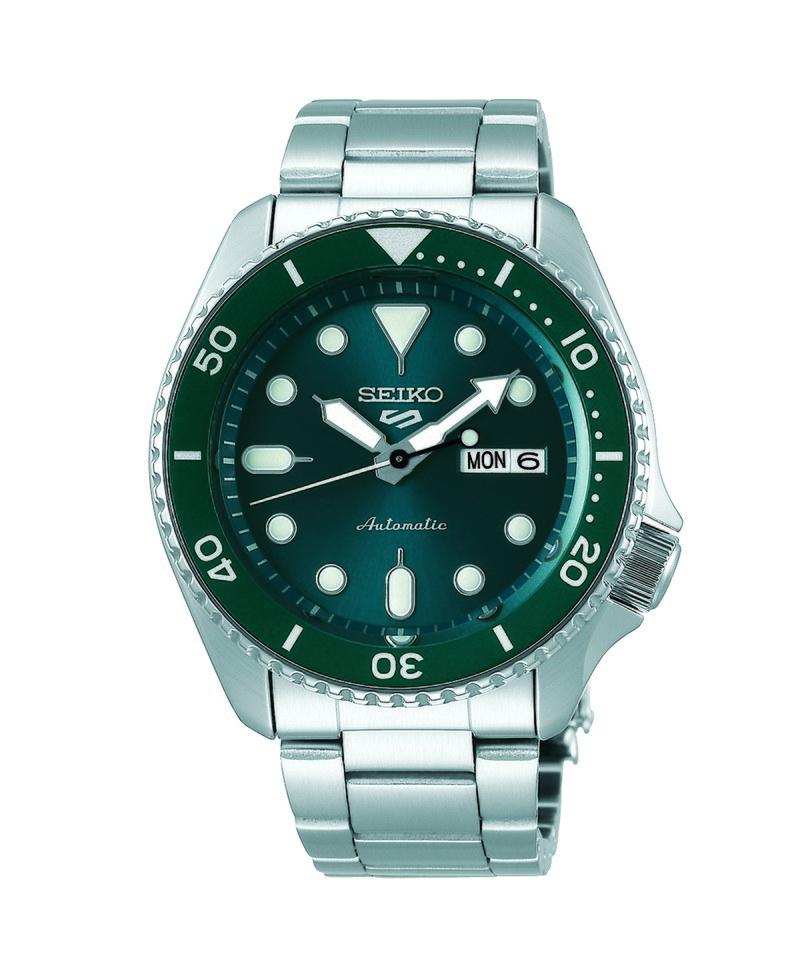 SEK9932 SRPD61K1 SEIKO 5 Sport 戶外運動機械錶
