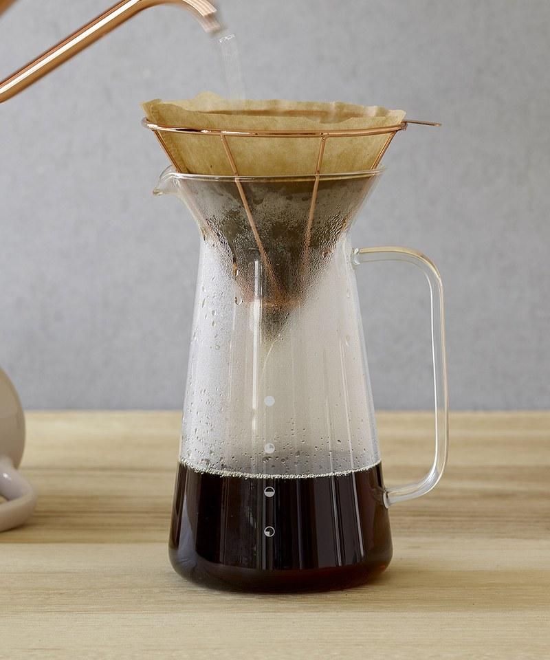 TOA9928 H.A.N.D / 咖啡沖泡壺組 600ml