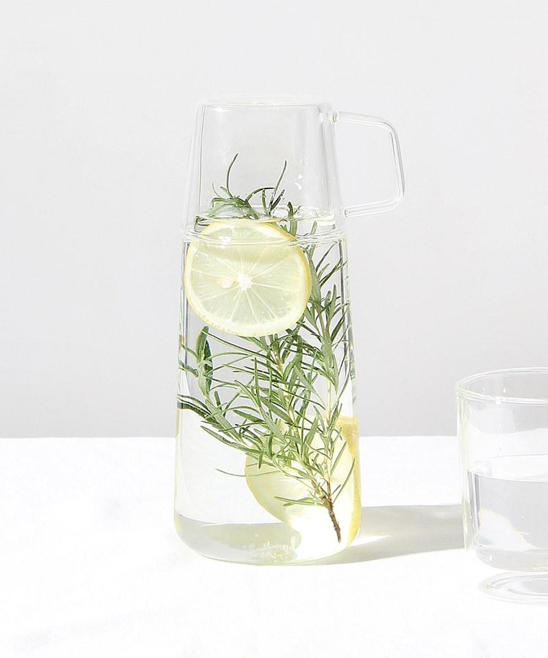 DRIPDROP/JUG玻璃水瓶900ml