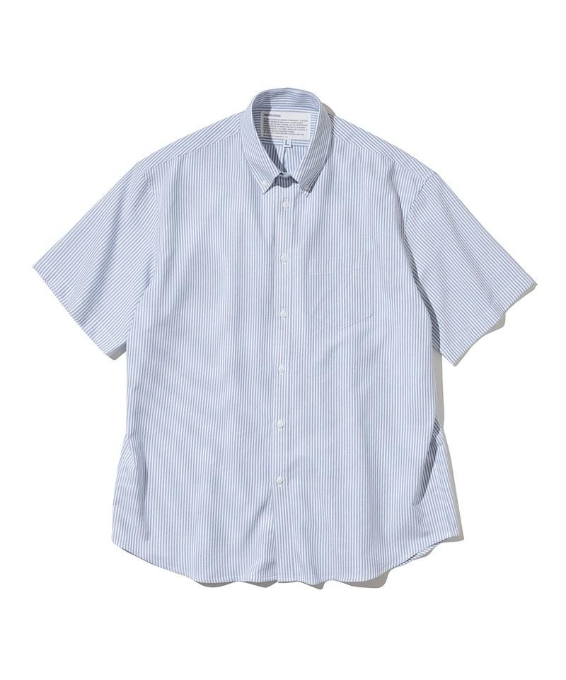 牛津bd短袖襯衫 oxford bd short shirts