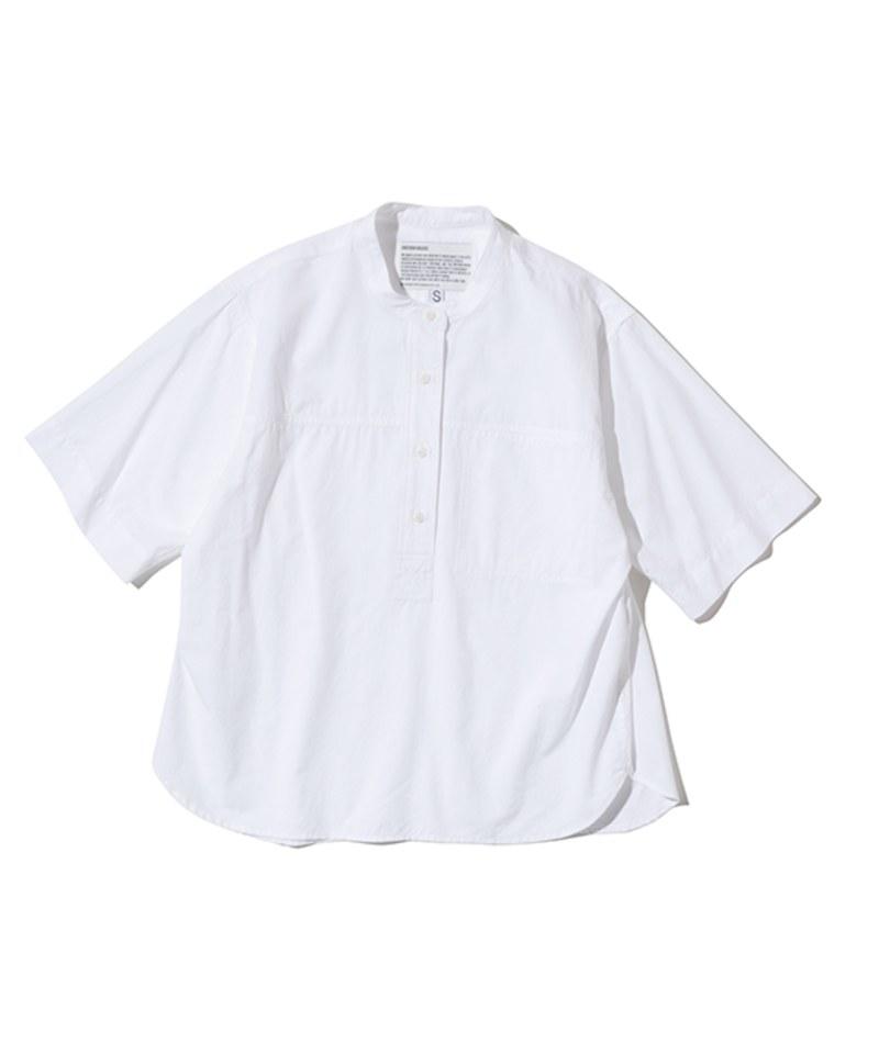 女款套頭短袖襯衫 pullover short shirts