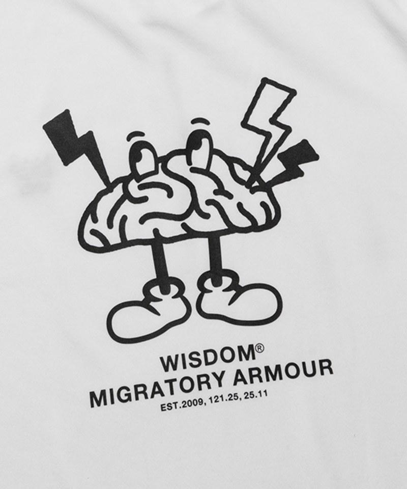 WDM0110 SHINCOOLR S/S Tee 圖案短T