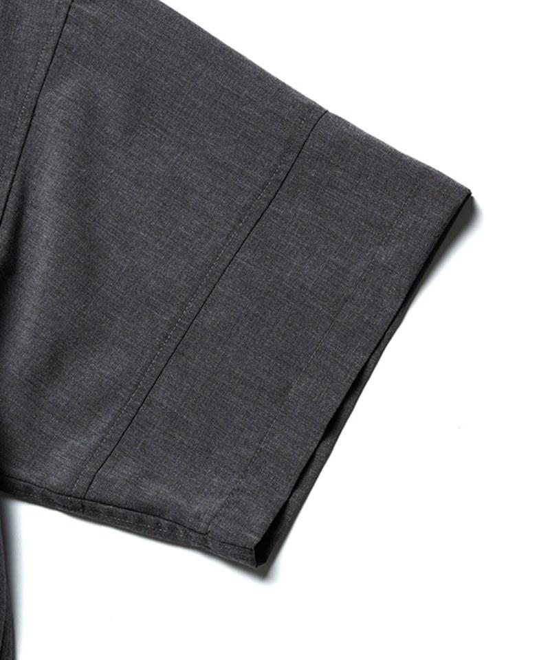 WDM0258 Two-Pockets S/S Shirt 雙口袋短襯衫