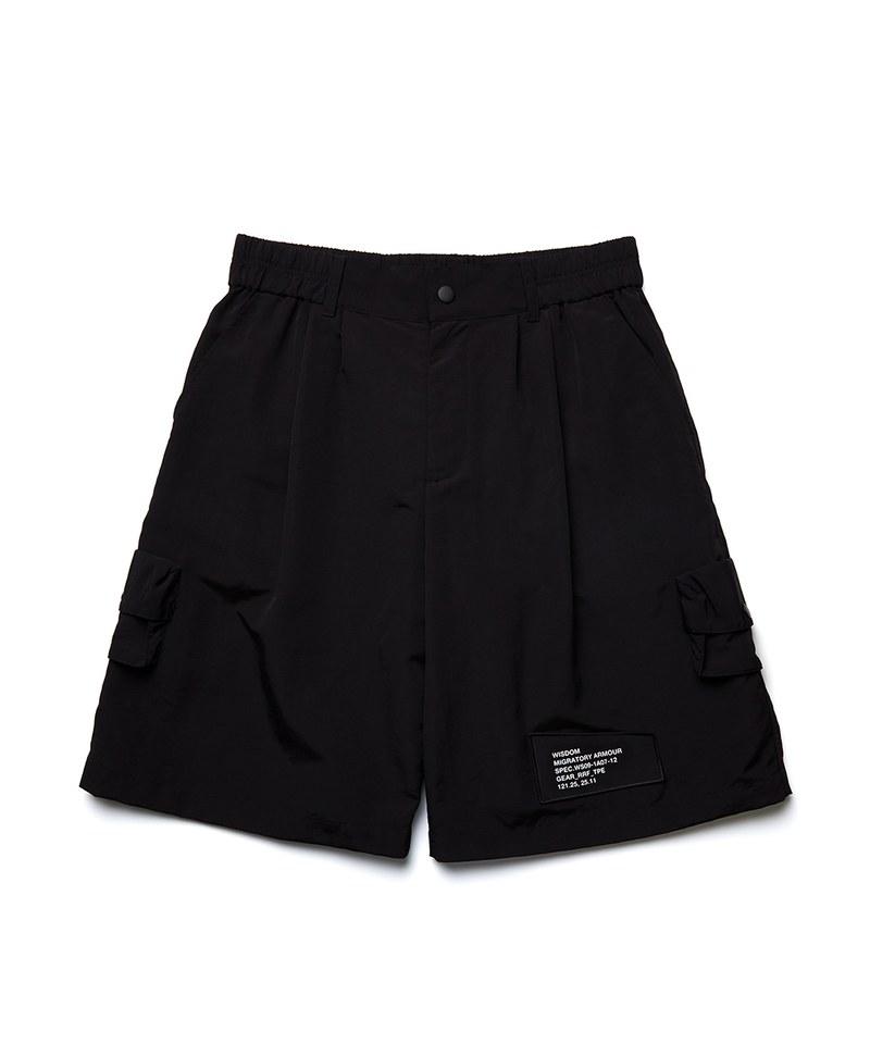 WDM1728 大口袋短褲 Geometry Shorts