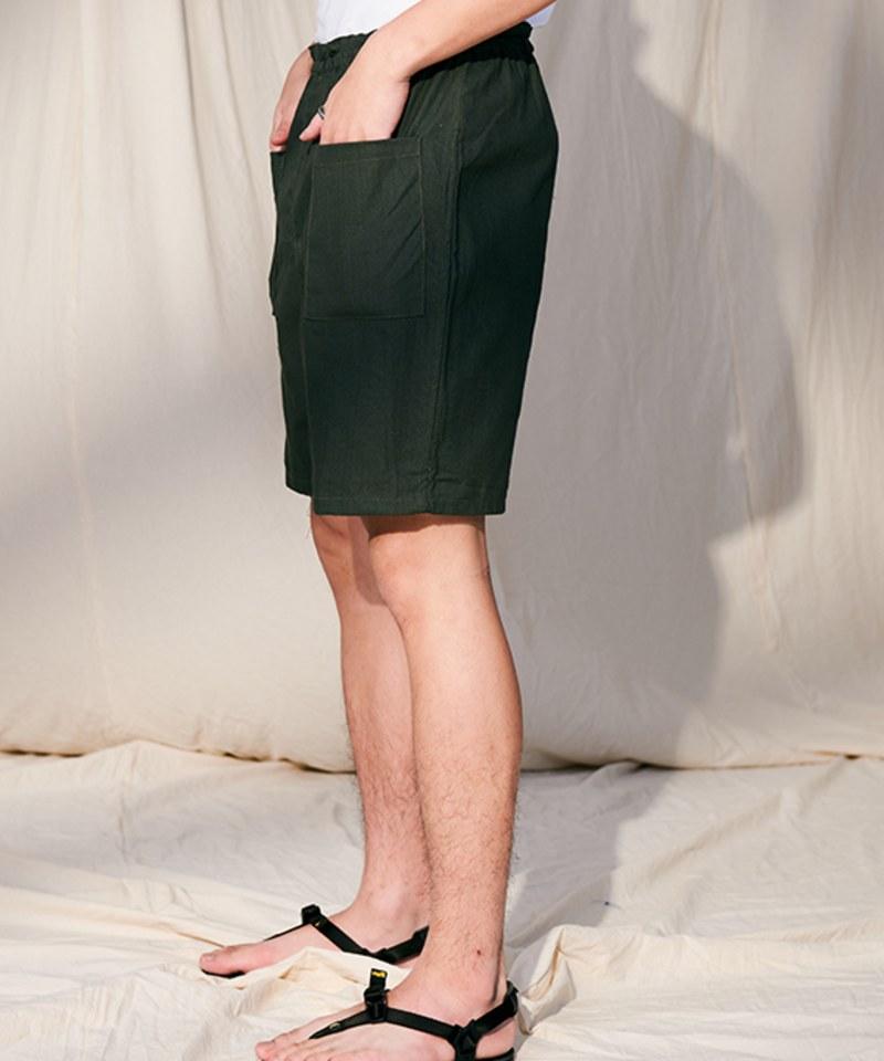 YMM1702 俄軍人字紋輕便短褲 RUSSIAN SLEEPING PANTS SUMMER
