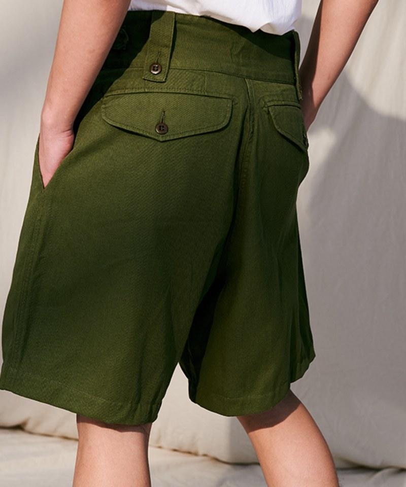 YMM1704 復刻澳洲1960年代 GURKHA 軍用短褲 AUSTRALIAN TYPE 1960'S GURKHA SHORTS