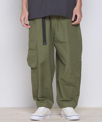 COP3585 防潑水機能多口袋長褲