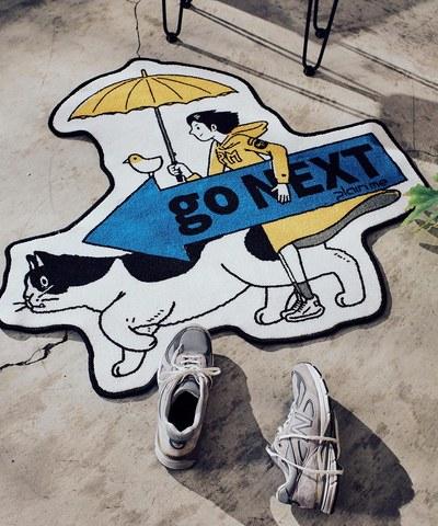 16周年慶Croter聯名地毯