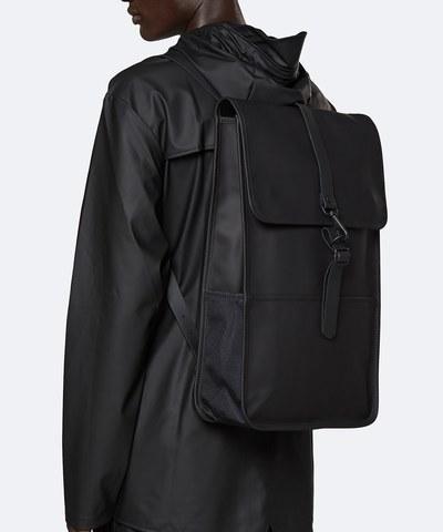 經典防水雙肩背長型背包 Backpack