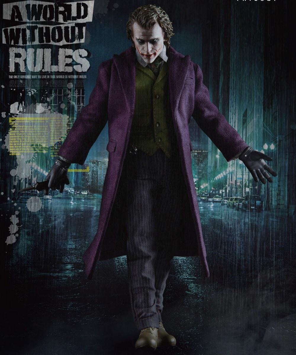 BKD3908 【野獸國】DAH-024 蝙蝠俠: 黑暗騎士 小丑