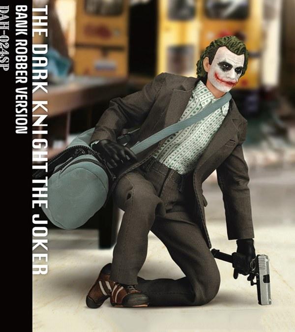 BKD3909 【野獸國】DAH-024SP 黑暗騎士 小丑 銀行搶匪版