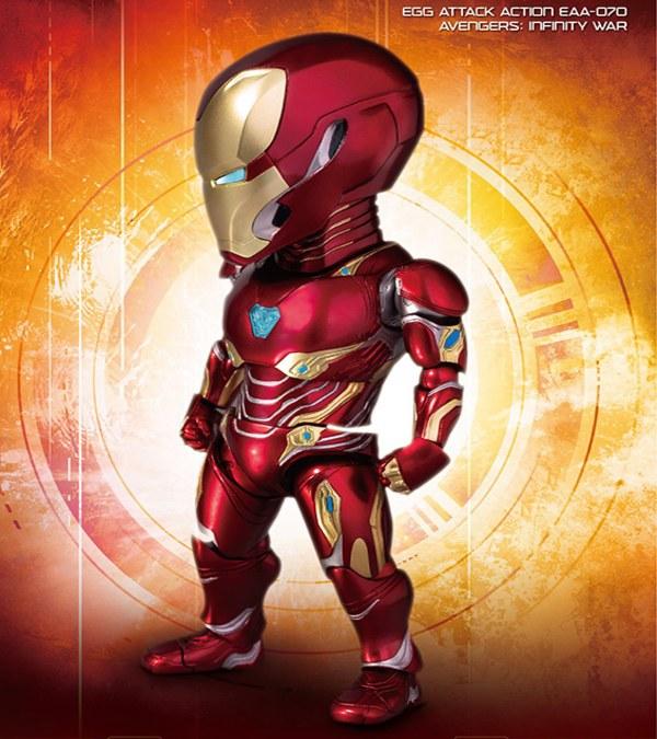 BKD3916 【野獸國】EAA-070 復仇者聯盟:無限之戰 鋼鐵人MK 50  豪華版
