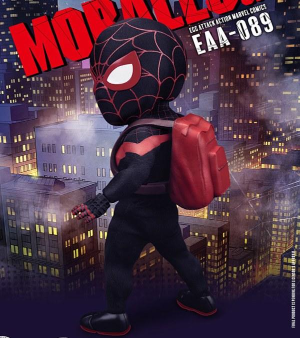 BKD3922 【野獸國】EAA-089 漫威英雄 蜘蛛人 邁爾斯 莫拉雷斯
