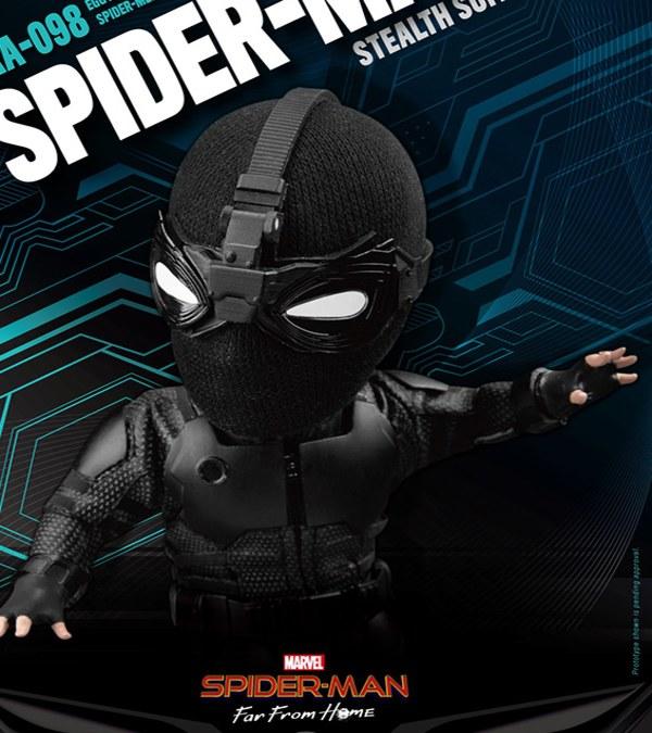 BKD3924 【野獸國】EAA-098 蜘蛛人 離家日 :蜘蛛人潛行戰衣