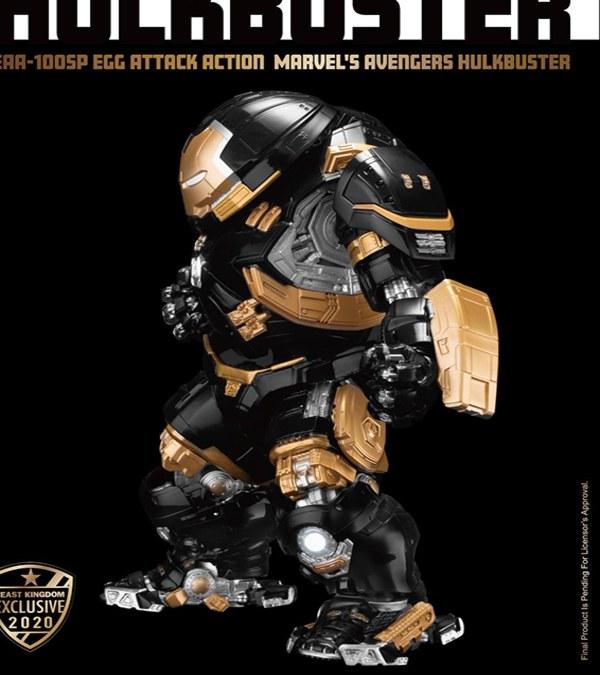 BKD3926 【野獸國】EAA-100SP-漫威復仇者聯盟-浩克毀滅者-限定配色