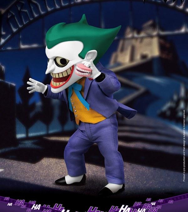 BKD3928 【野獸國】EAA-102 蝙蝠俠動畫系列 小丑