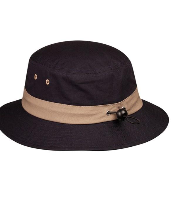 BTC2315 Adventure Bucket hat discovery 網眼拼接圓盤帽