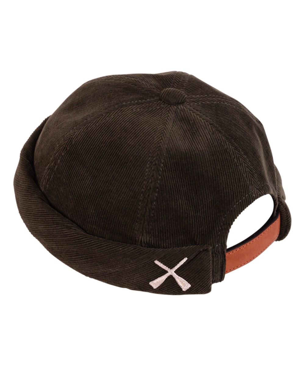 BTC2324 Miki Corduroy 燈芯絨水兵帽