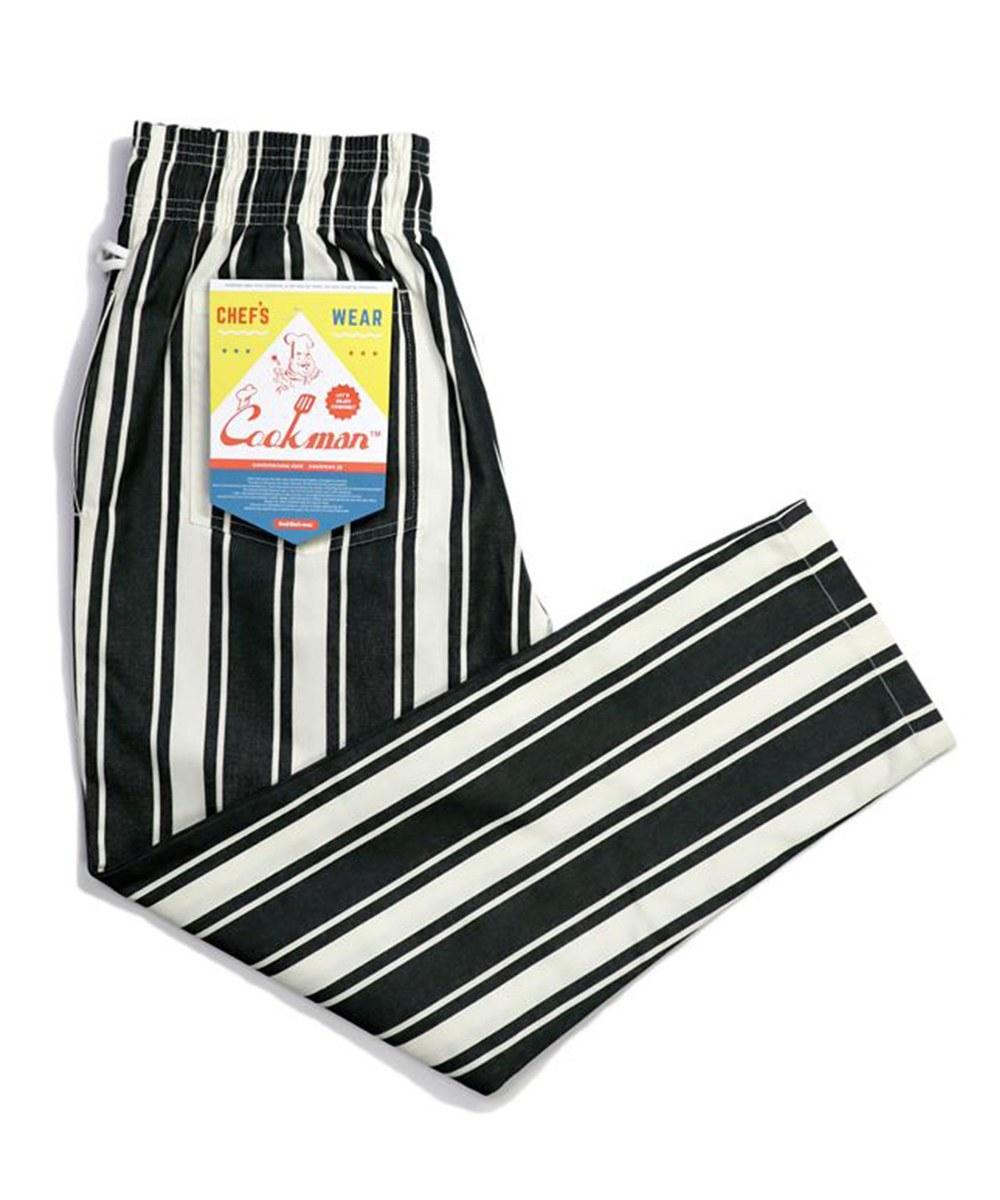 CKM1601 Chef Pants 寬鬆主廚褲