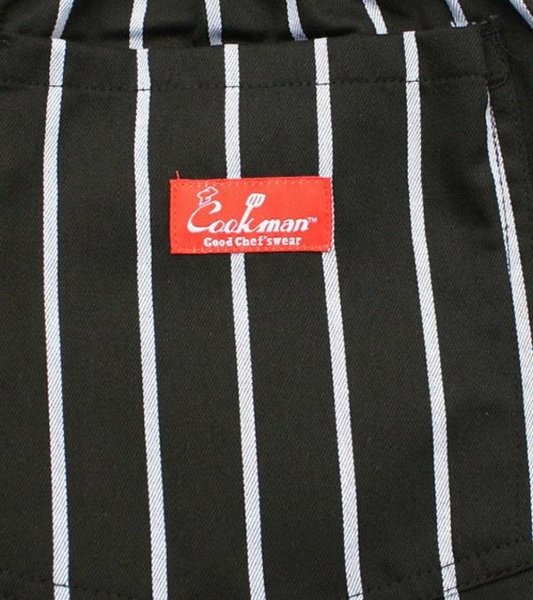 CKM1701 Chef Short Pants 寬鬆廚師短褲