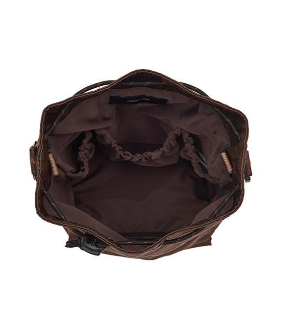 COP3031 防潑水純色水桶包 (大)