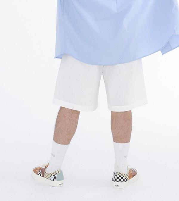 CRV1703 Darenimo Two Tuck Half Pants 別注款寬鬆短褲