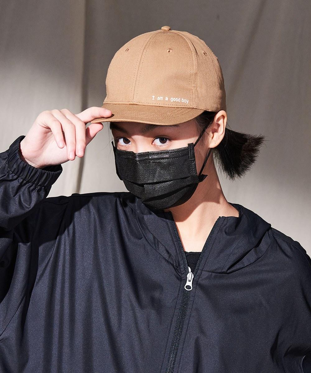 CRV2320 ODOM X plain-me 骨男孩刺繡六片帽