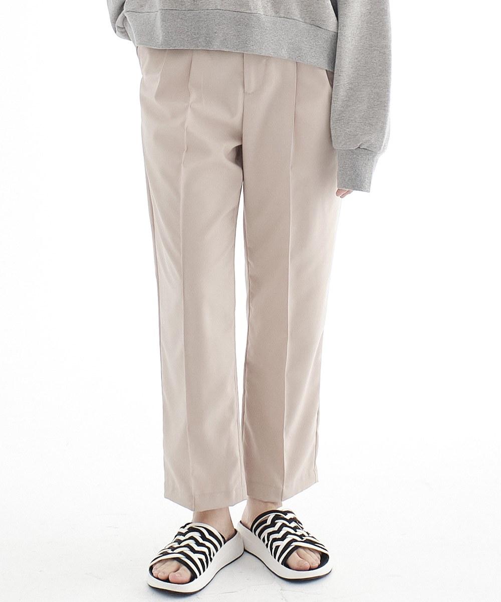 CRV3511 mouggan x plain-me 女款西裝料Billy Pants比例神褲