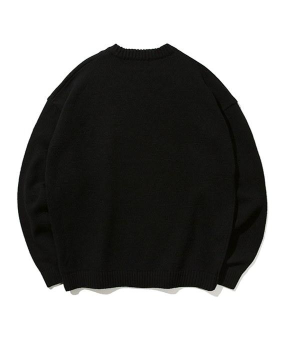 CVN0008 SKI MAN KNIT CREWNECK 圓領針織衫