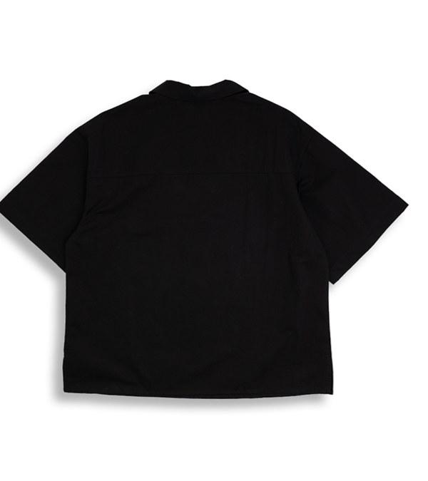 DRN0206 halfzip shirts 拉鏈領襯衫