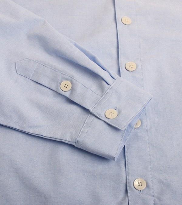 DRN0207 DRNM for PLNM Big Sleeve Shirts 聯名寬襯衫