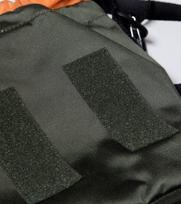 FCE3079 SATIN DRAWSTRING 緞面小水桶包